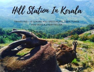 Hill Station in Kerala