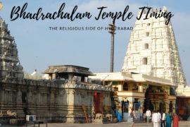 Bhadrachalam Temple