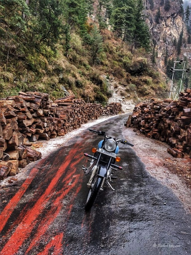 Bike Adventure, Kasol