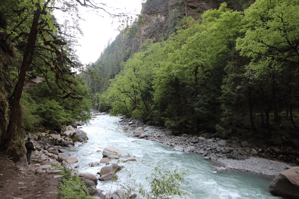 Har ki Doon Trek- Jaundhar Glacier- Har ki Doon Camp