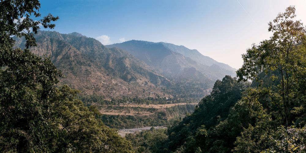 Kathgodam to Lohajung