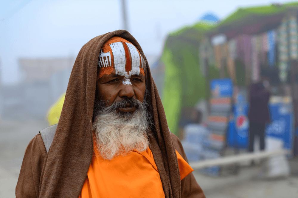 Sadhu - Allahabad
