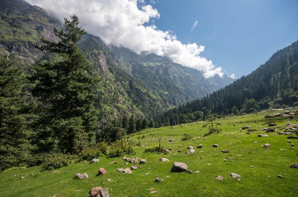 Nagaru to Biskeri Thach via Sar Pass