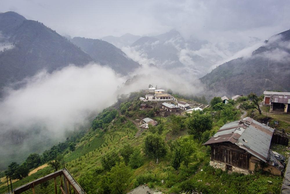 Trek from Har ki Doon- Osla