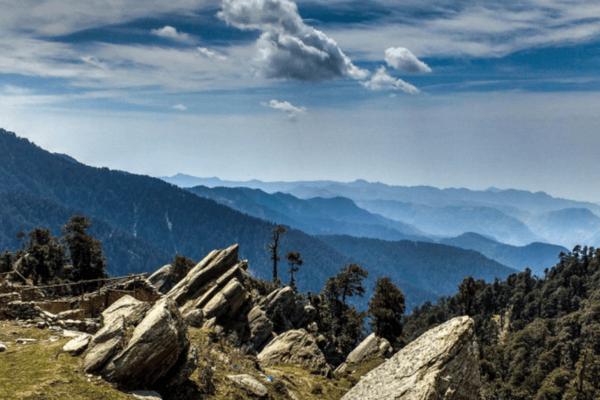 Churdhar Peak Trek