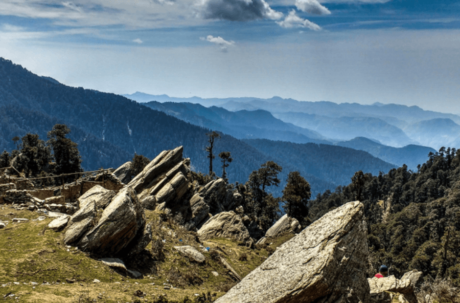 Churdhar Peak Trek