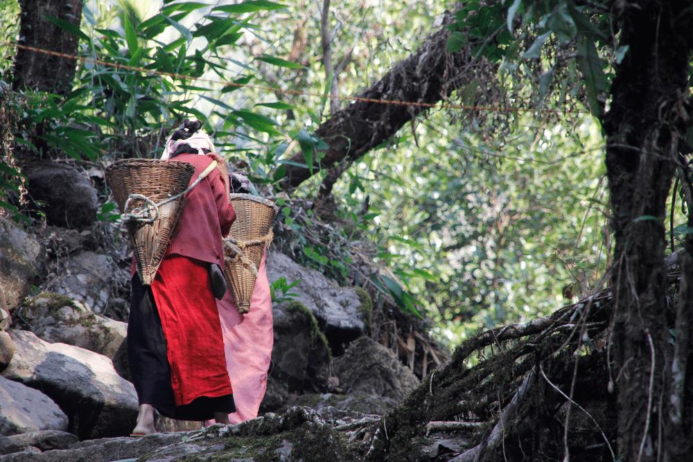 Meghalaya Tribe
