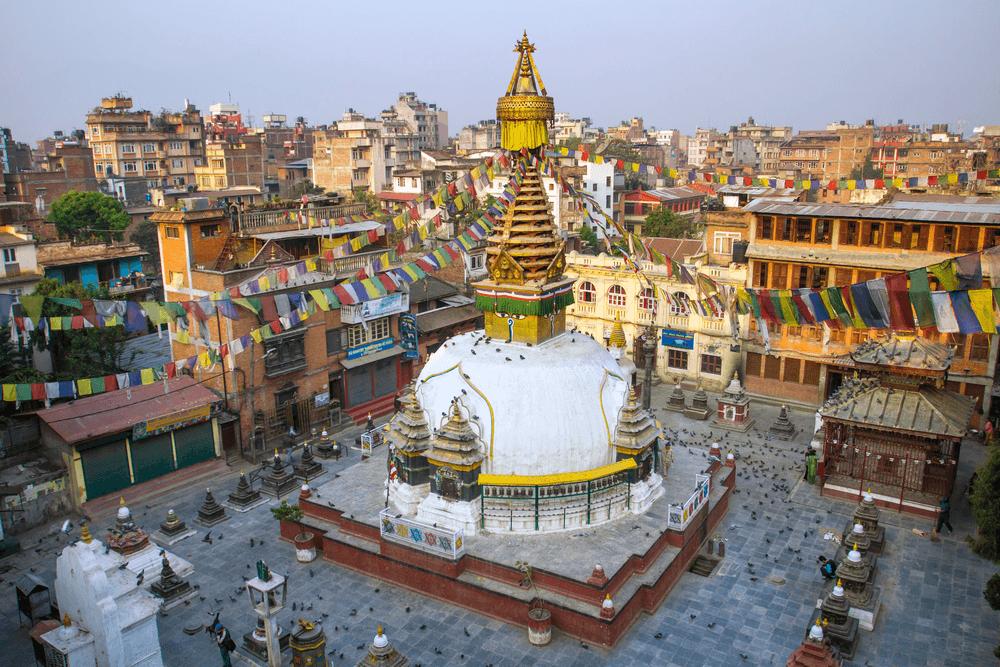 Nepal Architecture