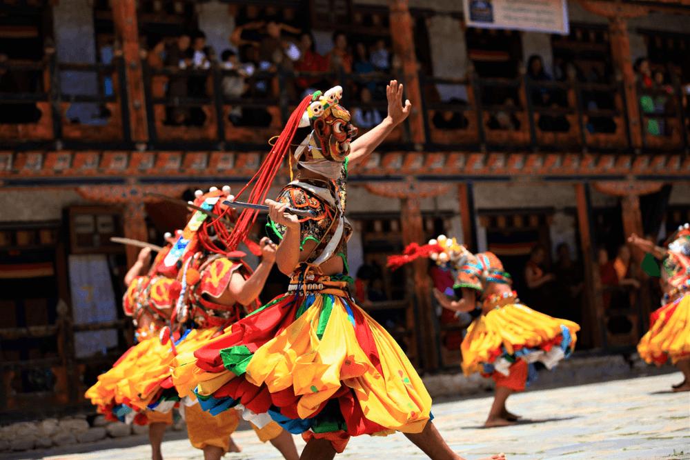 Nepali Dance