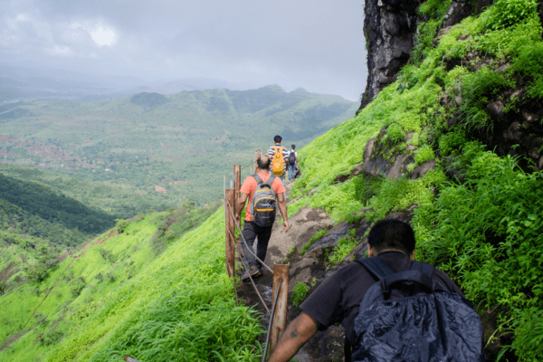Trekking in Monsoon