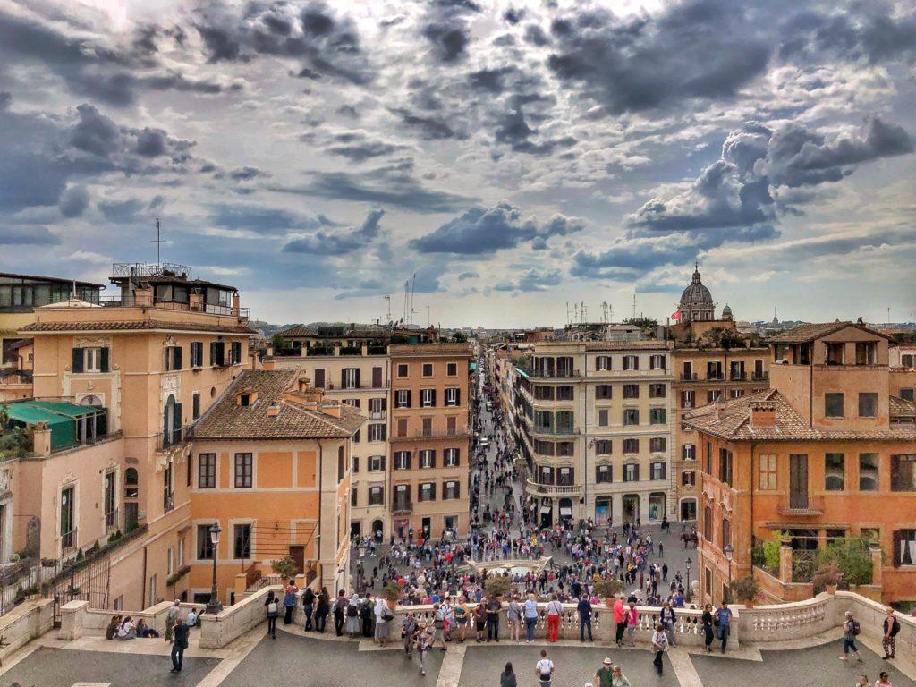 Piazza of Spain