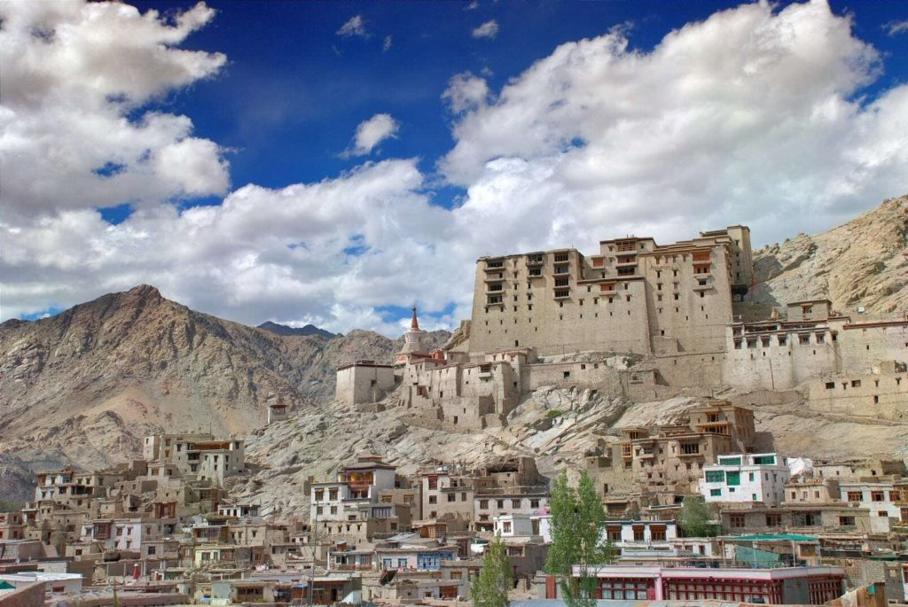 Leh-Palace-View-Image-Picture
