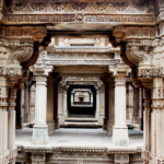 THE BEAUTIFUL ADALAJ STEPWELL IN AHMEDABAD