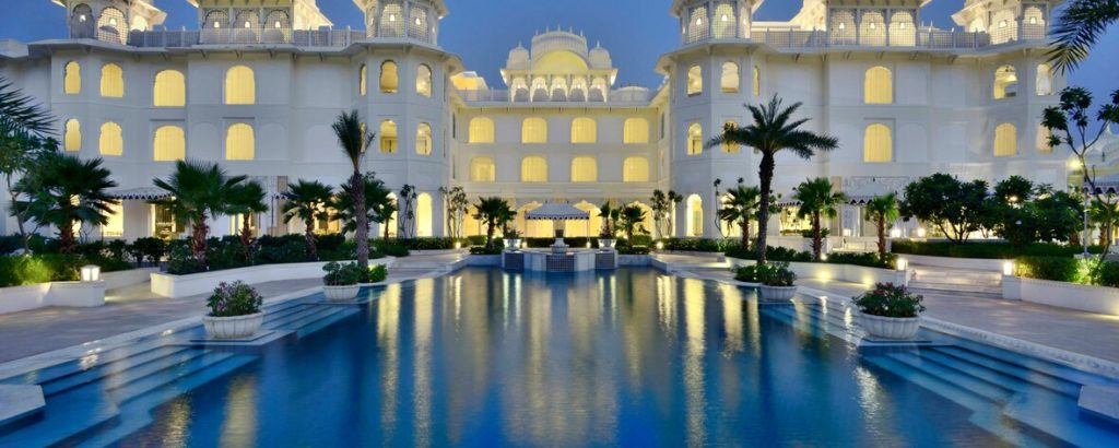 Jaipur Marriot Hotel